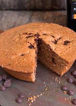 Afbeeldingen van Olijfolie Cake Chocolade