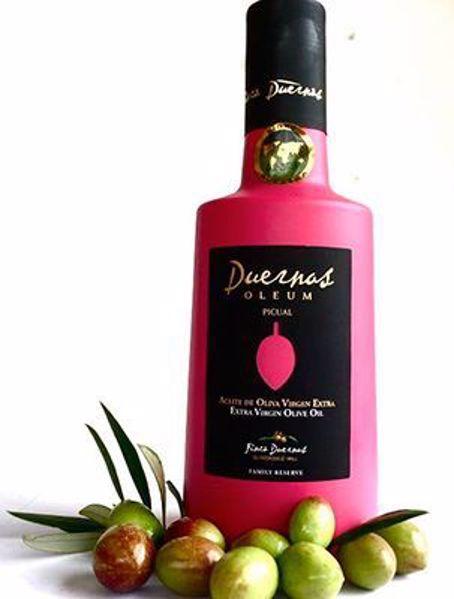 Afbeelding van Finca Duernas Oleum Picual olijfolie