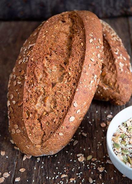 Afbeelding van Ambachtelijk Meergranen Zadenbrood