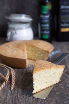Afbeeldingen van Olijfolie Cake Naturel