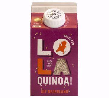 Afbeeldingen van Lola Quinoa volkoren zaden (300 gram)