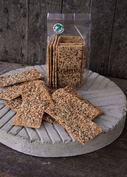 Afbeelding van Spelt Crackers Naturel