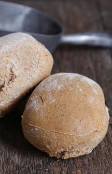 Afbeeldingen van Desem Broodjes Bruin hard (per 5 stuks)