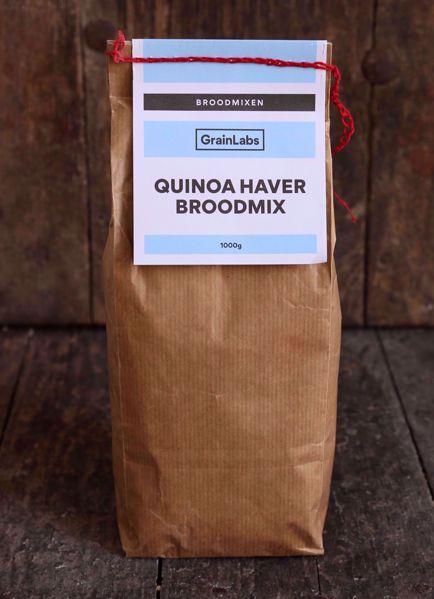 Afbeelding van Quinoa Haverbroodmix (1 kg)