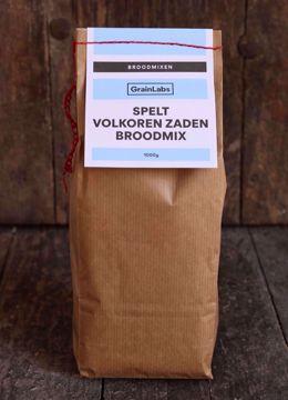 Afbeeldingen van Spelt  Volkoren Zadenbroodmix (1 kg)