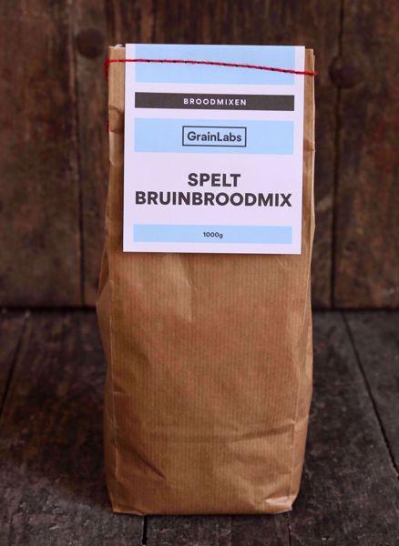 Afbeelding van Spelt Bruinbroodmix (1 kg)