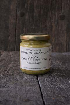 Afbeeldingen van Honing tijm mosterd van Adriaan de Smaakmaker