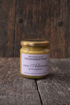 Afbeeldingen van Provencaalse kruidenmosterd van Adriaan de Smaakmaker