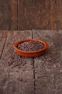 Afbeeldingen van Chocoladedruppels mini (250 gram)