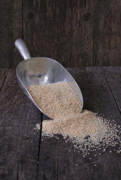 Afbeeldingen van Sesamzaad gepeld (500 gram)