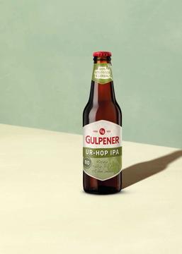 Afbeeldingen van Gulpener Bier Ur Hop (0.3cl) 6 st verpakt