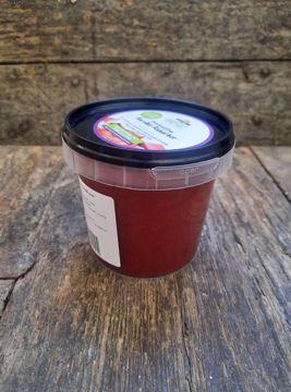 Afbeeldingen van Fruitvulling Aardbei-Rabarber 350 gram